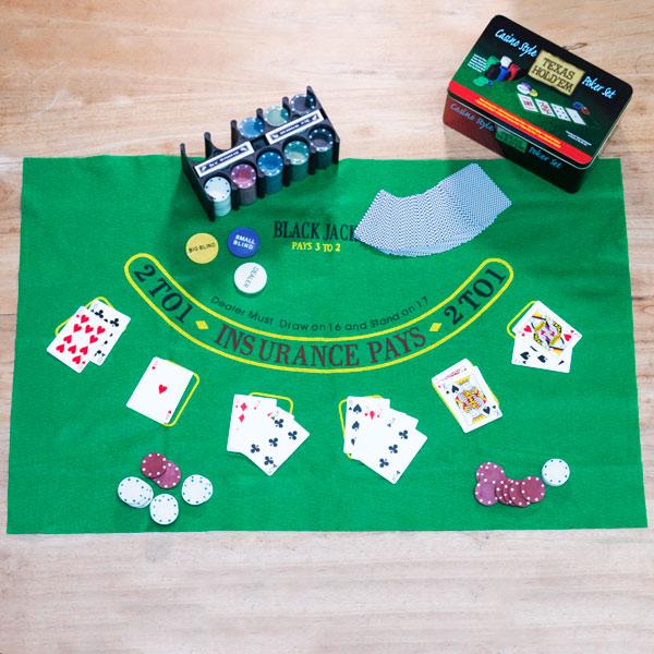 Igra Poker (200 Žetonov)