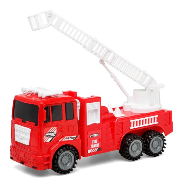 Camión de Bomberos Fire Junior Knows