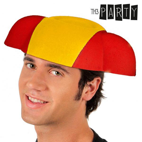 Cappello da Torero Bandiera Spagna Th3 Party