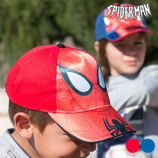 Otroška Kapa Spiderman - Rdeča
