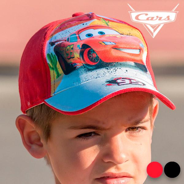 Otroška Kapa Avtomobili - Rdeča