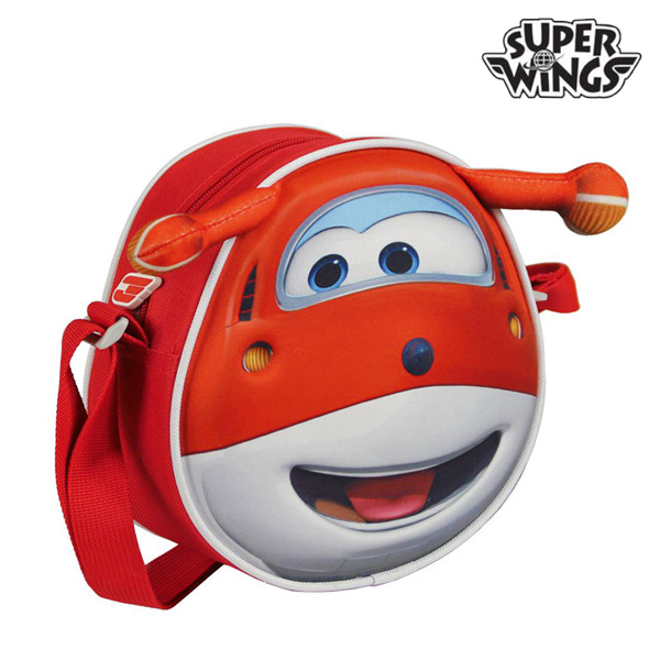 Bolsito 3D Super Wings