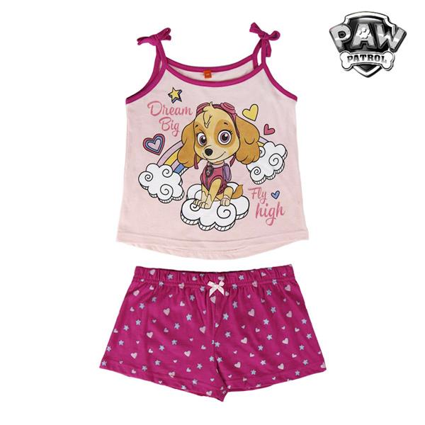 Pijama de Verano para Niñas Skye (La Patrulla Canina)