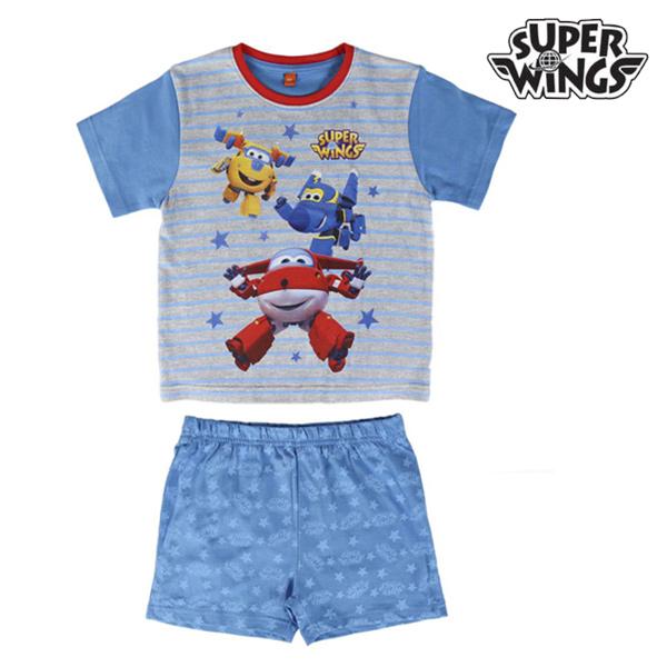 Pijama de Verano para Niños Super Wings