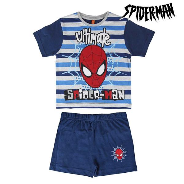 Pijama de Verano para Niños Spiderman
