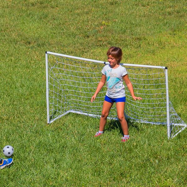 Porterías de Fútbol para Niños 2 en 1 Junior Knows