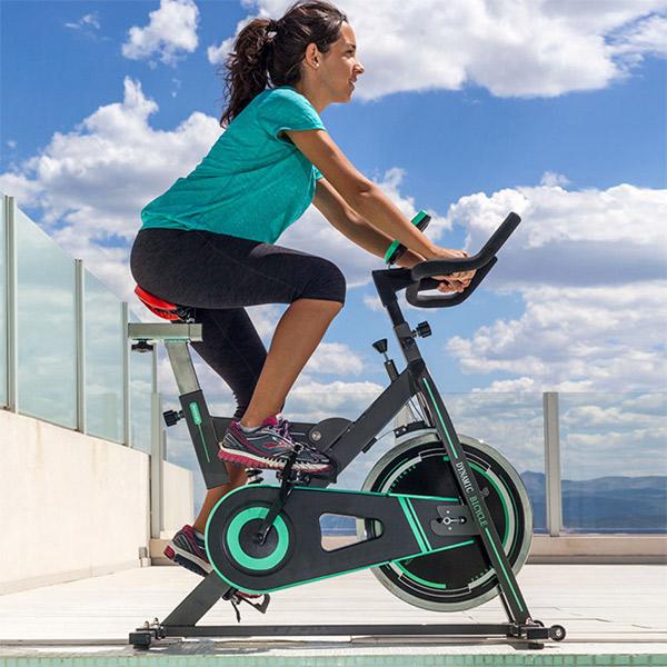 Bicicleta de Spinning Cecofit Fitness 7004