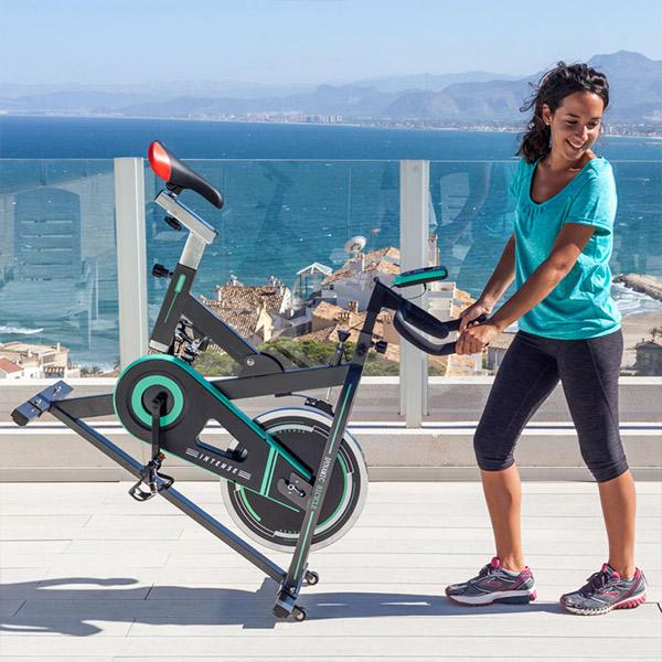 Bicicleta de Spinning Cecofit Fitness 7004 (4)