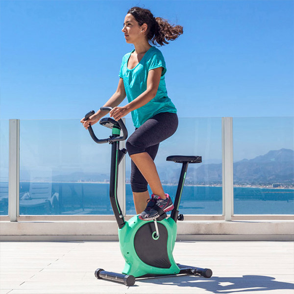 Bicicleta Estática Cecofit Fitness 7006