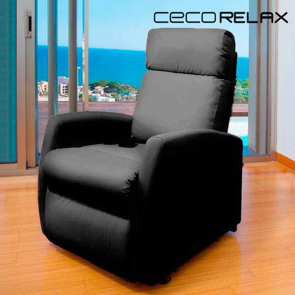 Sillón Relax Masajeador Cecorelax Compact 6021