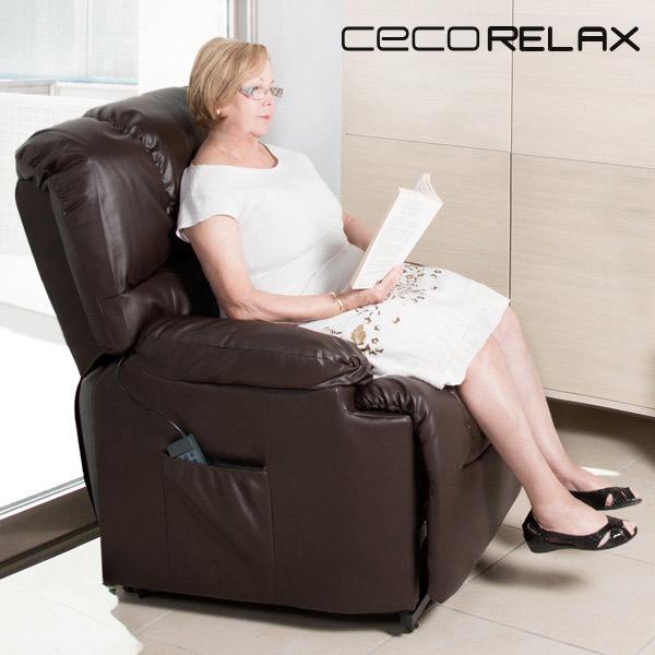 Sillón Relax Masajeador Cecorelax 6004