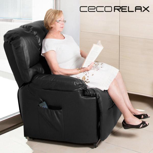 Sillón Relax Masajeador Cecorelax 6001