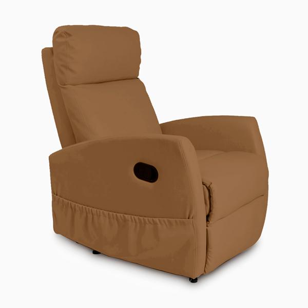 Sillón Relax Masajeador Cecorelax Compact Camel 6019 (1)