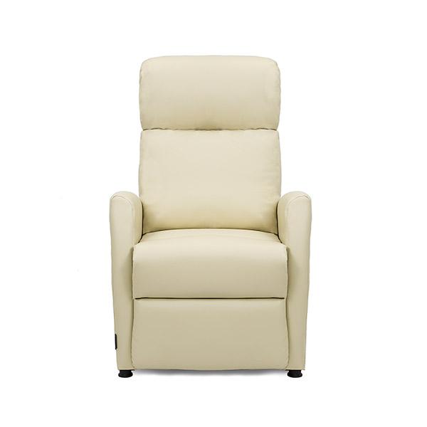 Sillón Relax Masajeador Compact Push Back Beige Cecorelax 6181 (2)