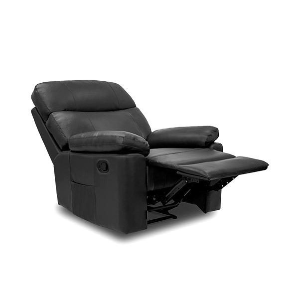 Sillón Relax Masajeador Negro Cecorelax 6115 (2)