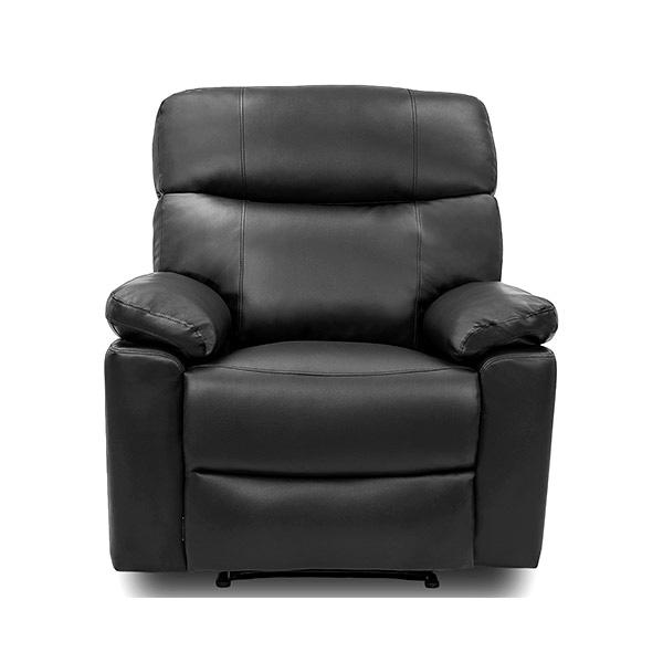 Sillón Relax Masajeador Negro Cecorelax 6115 (1)