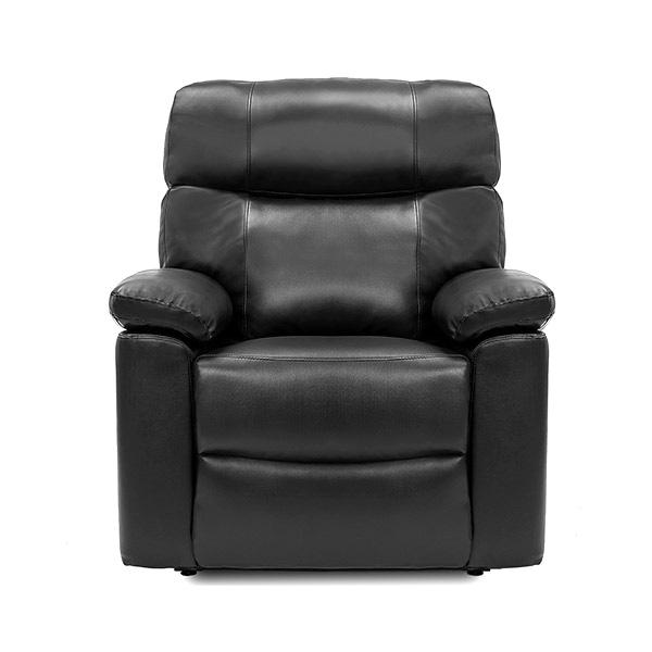 Sillón Relax Masajeador Levantapersonas Negro Cecorelax 6118 (3)