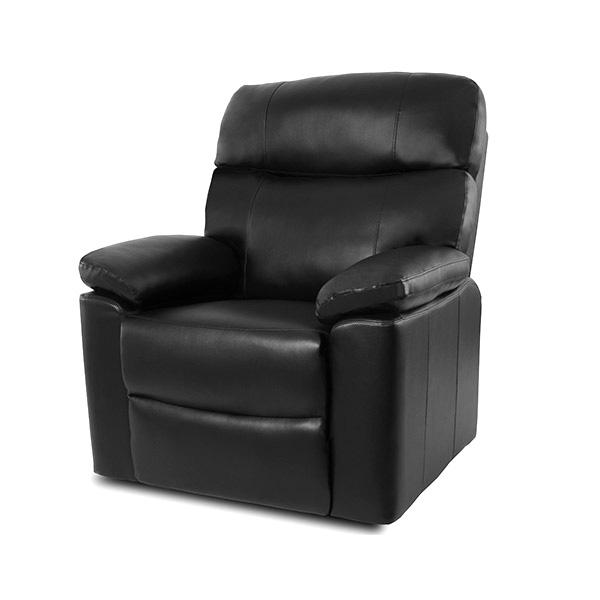 Sillón Relax Masajeador Levantapersonas Negro Cecorelax 6118 (2)