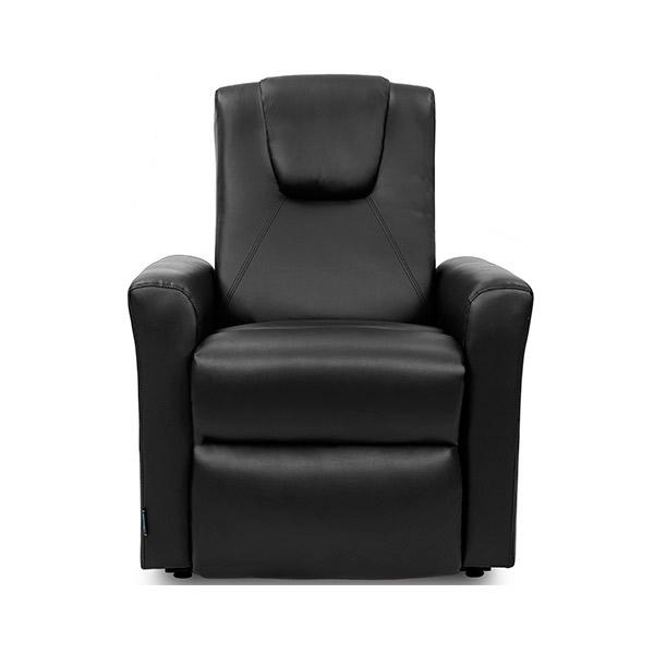 Sillón Relax Masajeador Levantapersonas Negro Cecorelax 6156 (3)