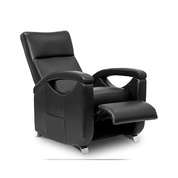 Sillón Relax Masajeador Push Back Negro Cecorelax 6025 (1)