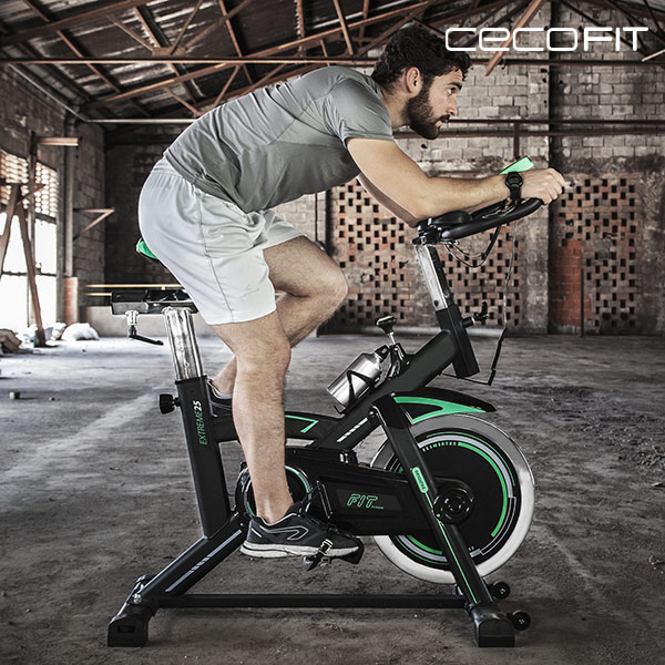 Bicicleta Estática Cecofit Extreme 25 7013