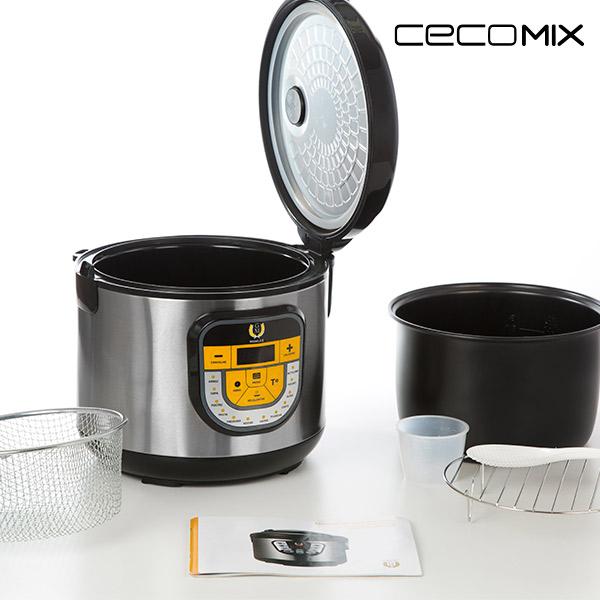 Robot de Cocina Cecomix Beta 2004 5 L 900W