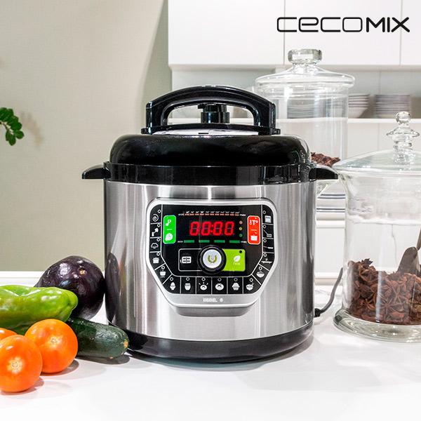 Robot de Cocina Cecomix G 2009 6L 1000W