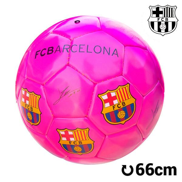 Balón de Fútbol Grande Rosa F.C. Barcelona