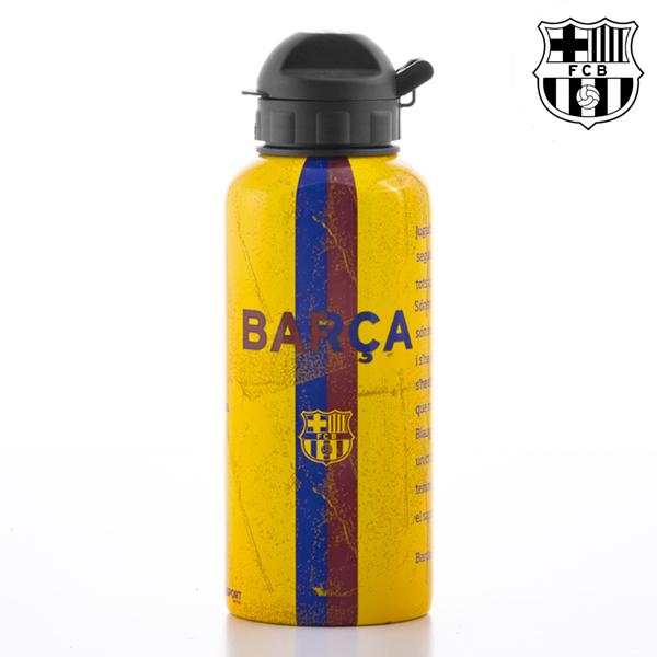 Aluminijasti Bidon z Himno F.C. Barcelona
