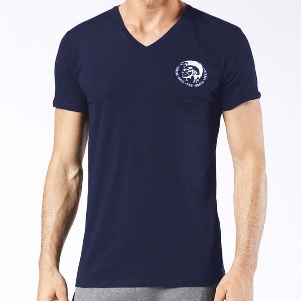 Camiseta Interior de Hombre Diesel 00CG26-0TANL-2<wbr/>21 .Talla M