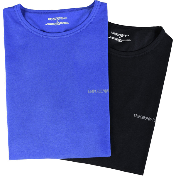 Camiseta Interior de Hombre Emporio Armani 111267-7A717-39920 (Pack de 2)