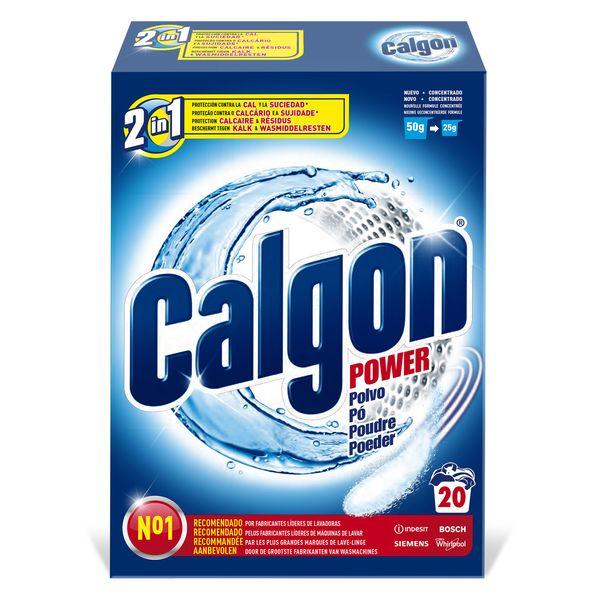 Polvere Anti-calcare Calgon 500 g (20 usi)
