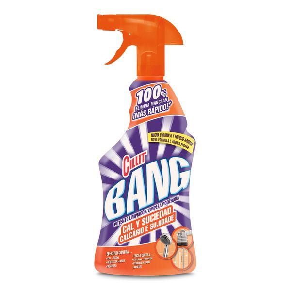 Detergente Anticalcare con Nebulizzatore Cillit Bang Multi-uso 750 ml