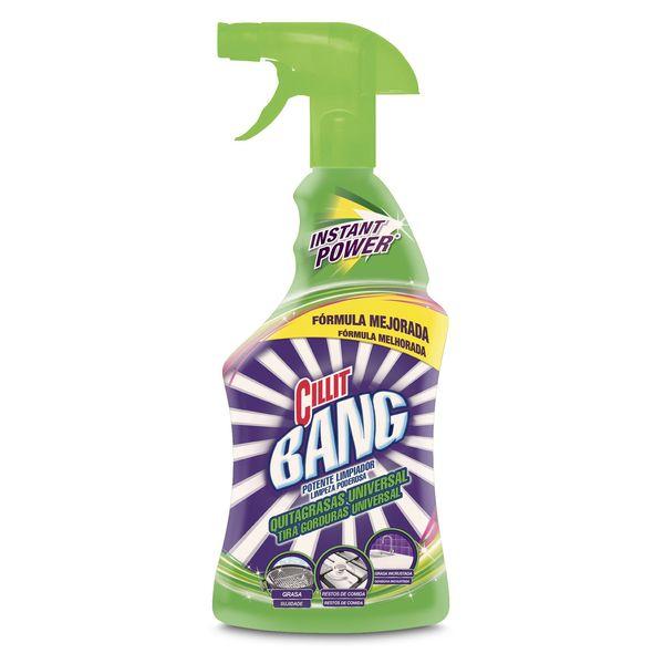 Detergente Sgrassante Universale con Nebulizzatore Cillit Bang 750ml