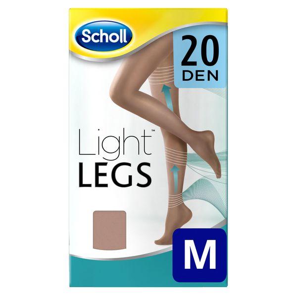 Kožne Hlačne Nogavice za Lahko Kompresijo Dr Scholl 20 Den - M