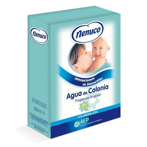 Acqua di Colonia per Bambini Fragranza Originale Vetro Nenuco 200 ml