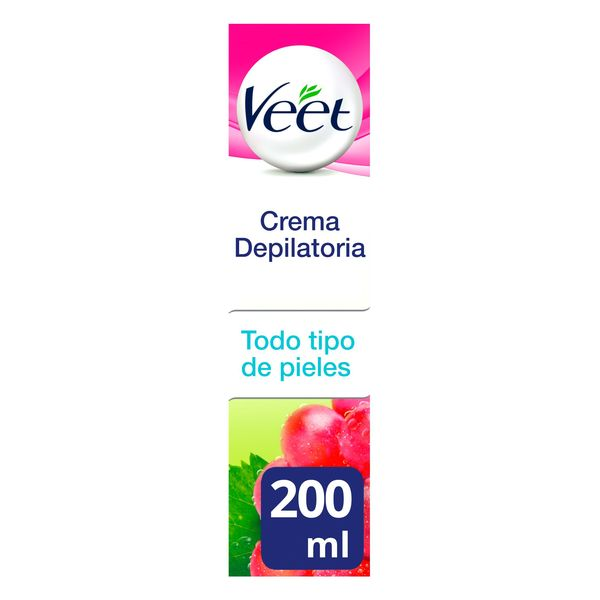 Depilacijska Krema Natural Inspirations Veet 200 ml