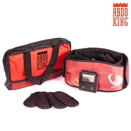Cinturón Electroestimulador Abdo King (2)
