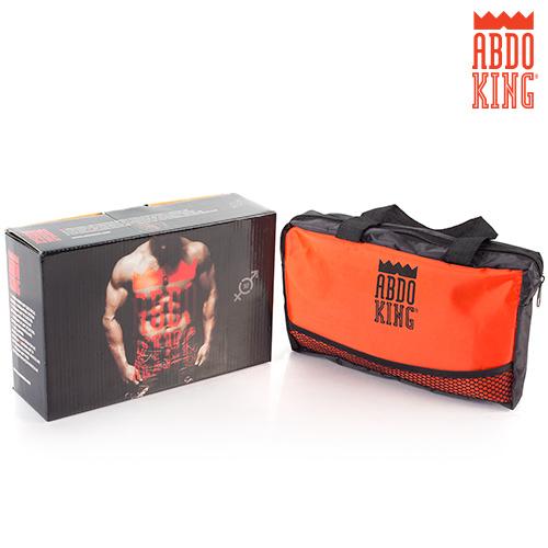 Cinturón Electroestimulador Abdo King (1)