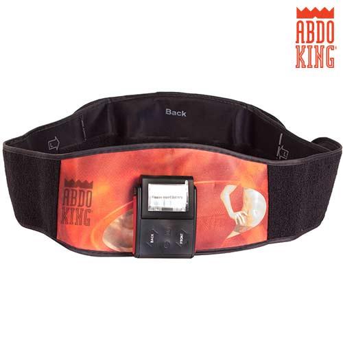 Cinturón Electroestimulador Abdo King (3)