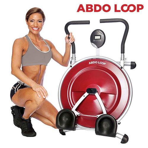 Máquina de Abdominales Circular Abdo Loop (3)