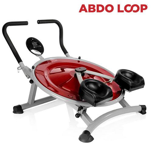 Máquina de Abdominales Circular Abdo Loop (5)