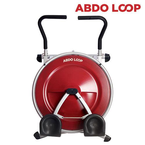 Máquina de Abdominales Circular Abdo Loop (4)