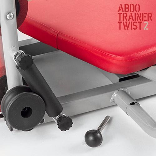 Banco de Abdominales con Tensores ABDO Trainer Twist (5)