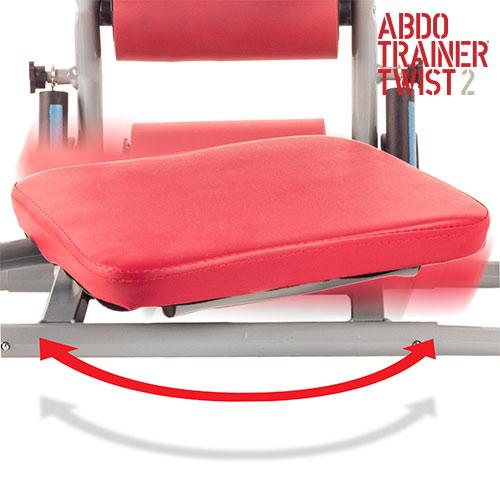 Banco de Abdominales con Tensores ABDO Trainer Twist (3)