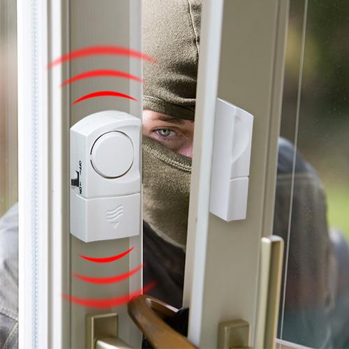 Brezžični Alarm Za Vrata In Okna