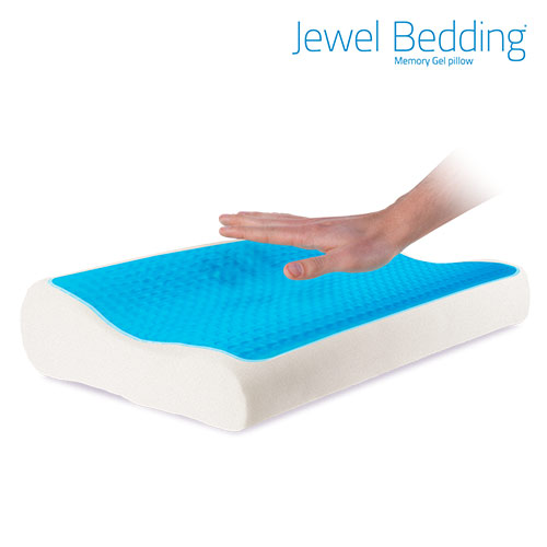 Jewel Bedding Gel Vzglavnik