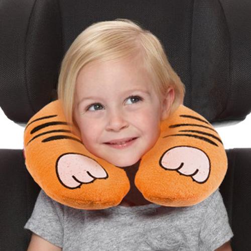 Otroška Vratna Blazina z Živalskim Motivom - Tiger