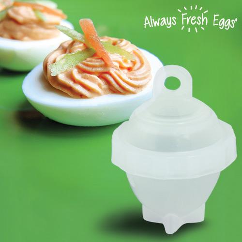 Always Fresh Eggs Naprava za Kuhanje Jajc (paket šestih)