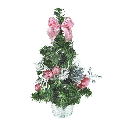 Alberello di Natale con Decorazioni